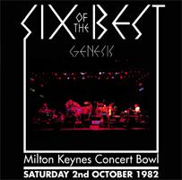 Genesis Live - Six of the Best: Milton Keynes Reunion Show